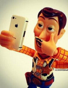 Even Woody is creating user-generated content